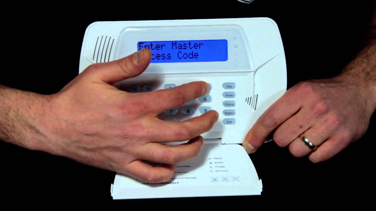 DSC 1555/5010 Helpdesk - LS Security | Residential and