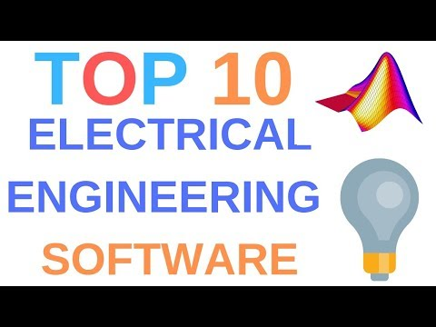 TOP 10 ELECTRICAL ENGINEERING SOFTWARE EVERY ENGINEER MUST HAVE || DOWNLOAD NOW 😮
