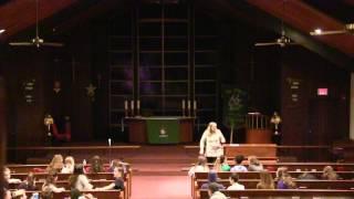 Holy Trinity Youth Group 2/19/17