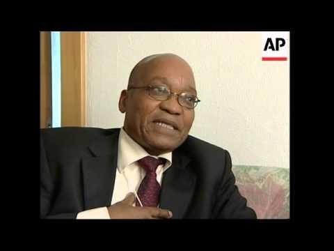 Zuma on ANC policies, on Tutu criticism