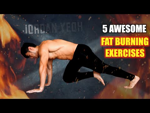 5 Awesome Home Cardio Exercises [Level 1-2]
