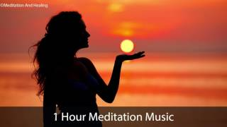 Deep Sleep Positive Energy Meditation Music, Relax Mind Body, Healing Music, Relaxing Music