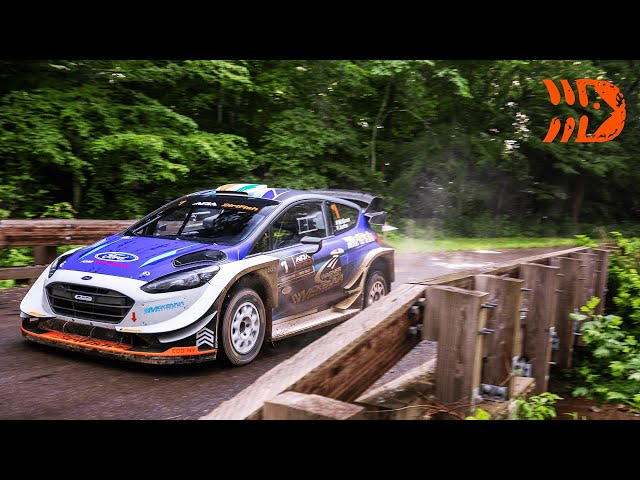 Final Event Review | Southern Ohio Forest Rally 2021