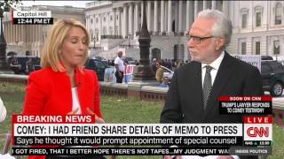 "CNN's Dana Bash On Comey: ""Boy Is This Guy Political"""