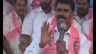 SAMBHASHIVUDU SPEECH TRS PARTY JOINING 2010 VIDEO