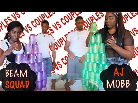 Couple Vs Couple Challenge Ft AJ Mobb (Epic Punishment)