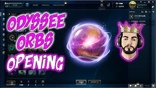 Let's Open The Odysseey Orbs !! 20 Odysseey orbs opening Lost crystal pack