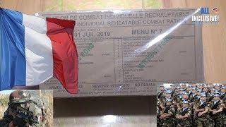 Сухпай армии Франции. вар. 7 ИРП Франции Сухой паёк