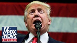 Live: Trump speaks, signs $147 billion 'minibus' funding bill