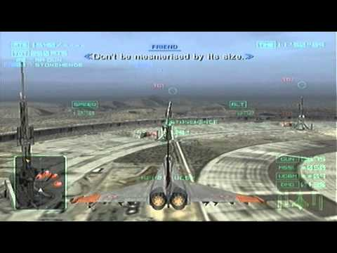 Ace Combat 04: Remixed Skies - - 17.2KB