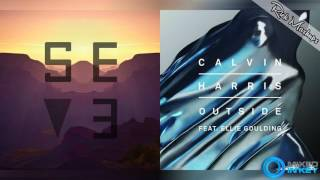 Seve vs Outside - Tez Cadey & Calvin Harris & Ellie Goulding (Mashup)