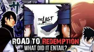 NARUTO PART 3 SASUKE Travels the WORLD - Road to REDEMPTION