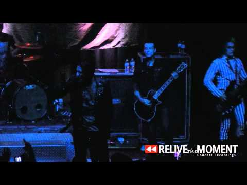 2014.03.10 Motionless in White - Devil's Night (Live in Bloomington, IL)