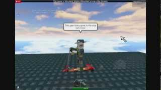 Ro-Ped - ROBLOX Gear Review
