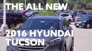 2016 Hyundai Tucson Test Drive смотреть