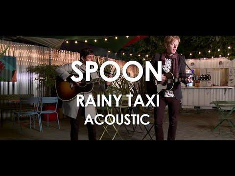 Spoon - Rainy Taxi - Acoustic [ Live in Paris ]