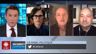 Le panel politique du 25 novembre 2020