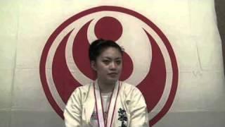 2010年10月30・31日に東京体育館で開催された新極真会の第42回全日本空...