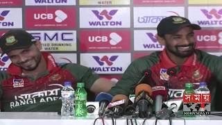 '২০০ রানের কথা চিন্তাতেই ছিল না' | 'মাশরাফীর জন্য আমরা জিততে চেয়েছি' | Liton Das | Mashrafe Mortaza