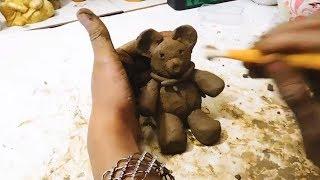 DIY Toy | CLAY ART | KIDS CRAFT | POTTER CLAY ART