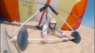 I CRASHED while Hang Gliding