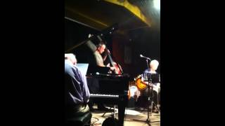 Dave Cliff with Alec Dankworth (bass) & John Critchenson