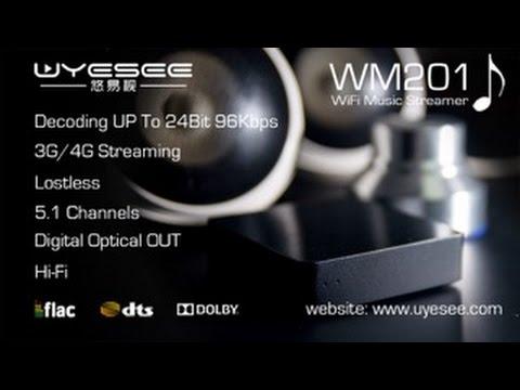 $38 UyeSee SoundMate WM201 Wireless Music Adapter