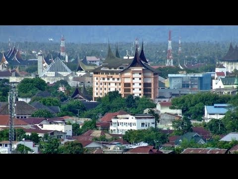 The capital city of the 34 provinces of Indonesia