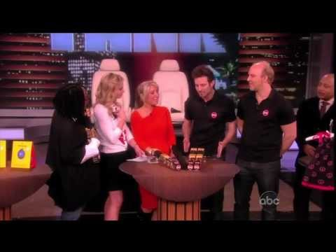"""Shark Tank"" stars Mark Cuban, Lori Greiner & Daymond John on ""The View"" March 21, 2013"
