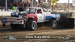 Central Illinois Truck Pullers - 2019 Four-Wheel Drive Modified Gas - Truck Pulls Compilation