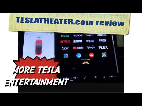 TeslaTheater.com  for Tesla entertainment(Live cable, movies, great content)-HERVEs WORLD- ep. 345