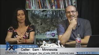 Empirical Evidence for God | Sam (Theist) - MN | Atheist Experience 20.43