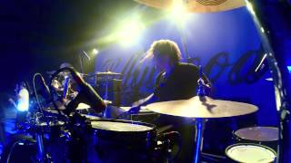 "Daren Pfeifer Live Drumcam with Hollywood Undead, ""Sell Your Soul"""