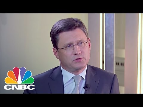 Russian Energy Minister: Unlikely In Next Few Years Oil Prices Will Reach Above $100 | CNBC