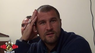 SERGEY KOVALEV REFLECTS ON SPARRING GOLOVKIN AND FIGHTING BETERBIEV
