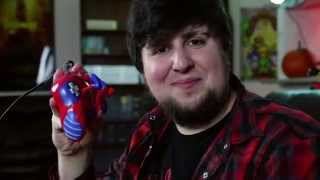 [YTP]: Jontron forgets what games are.