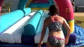 Inflatable Games For Rent West Michigan