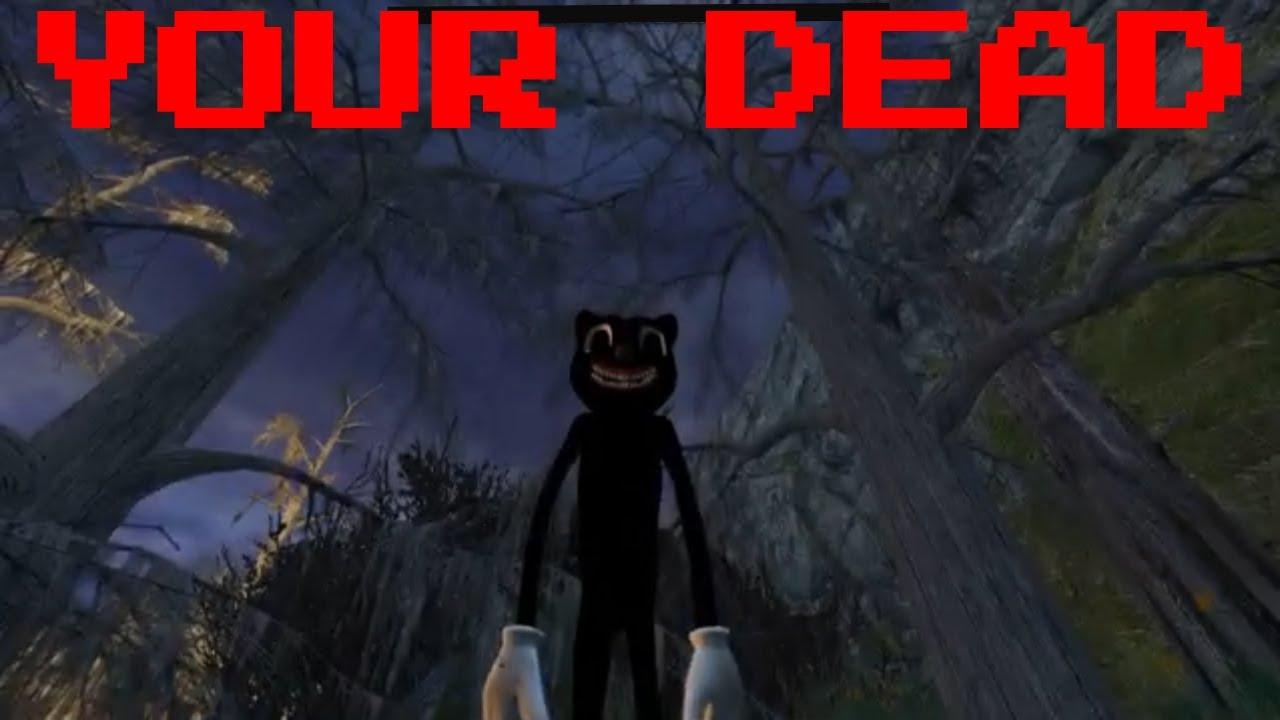 Cartoon Cat Scp Vs Spinel Su Who Will Survive Gmod Nextbot