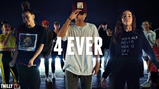 Lil Mo - 4 Ever - Dance Choreography by Julian DeGuzman - ft Kaycee Rice, Natalie Bebko #TMillyTV