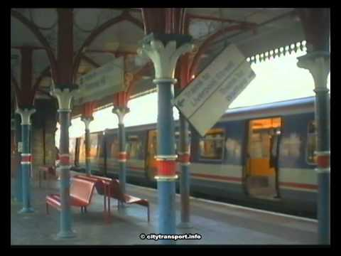 The former Primrose Hill station London.