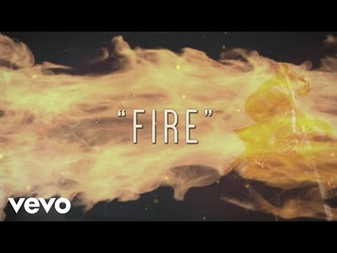 Gavin DeGraw - Fire (Lyric Video) [sent 4 times]