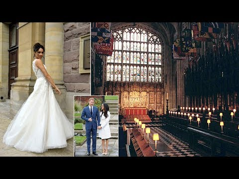 How Meghan will be baptised into the Church of England to please her new grandmother the Queen