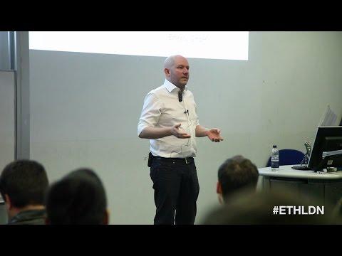 Stephan Karpischek - Etherisc - Ethereum London