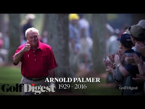 Arnold Palmer Remembered | Golf Digest