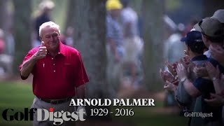 Arnold Palmer Tribute with Jim Nantz, Wayne Gretzky, Patrick Reed, and More | Golf Digest