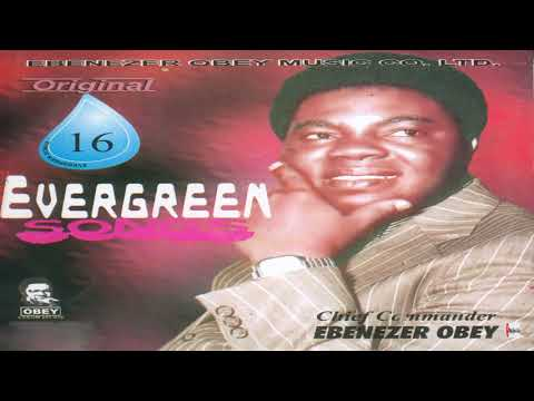 Chief Commander Ebenezer Obey - Yungba Yungba (Official Audio)