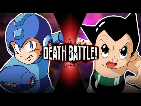Mega Man VS Astro Boy   DEATH BATTLE!