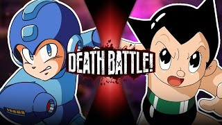 Mega Man VS Astro Boy | DEATH BATTLE!