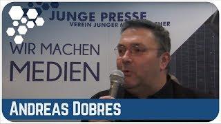 JugendMedienEvent 2016: Andreas Dobres im Interview