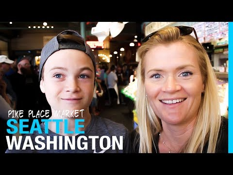 RVING CANNON BEACH & SEATTLE // PIKES PLACE (EP 62³ RV LIVING TRAVEL OREGON)